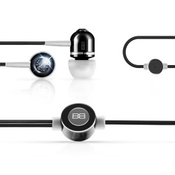 BASSBUDS ICE Lites - BLACK