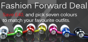 Bassbuds Fashion Forward Deal