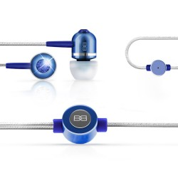 BASSBUDS ICE - BLUE
