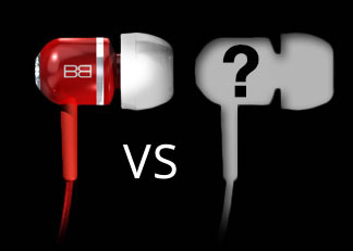 BassBuds Classic Collection Earphones